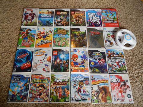 5 Wii Games Your Daughter Will Definitely Enjoy