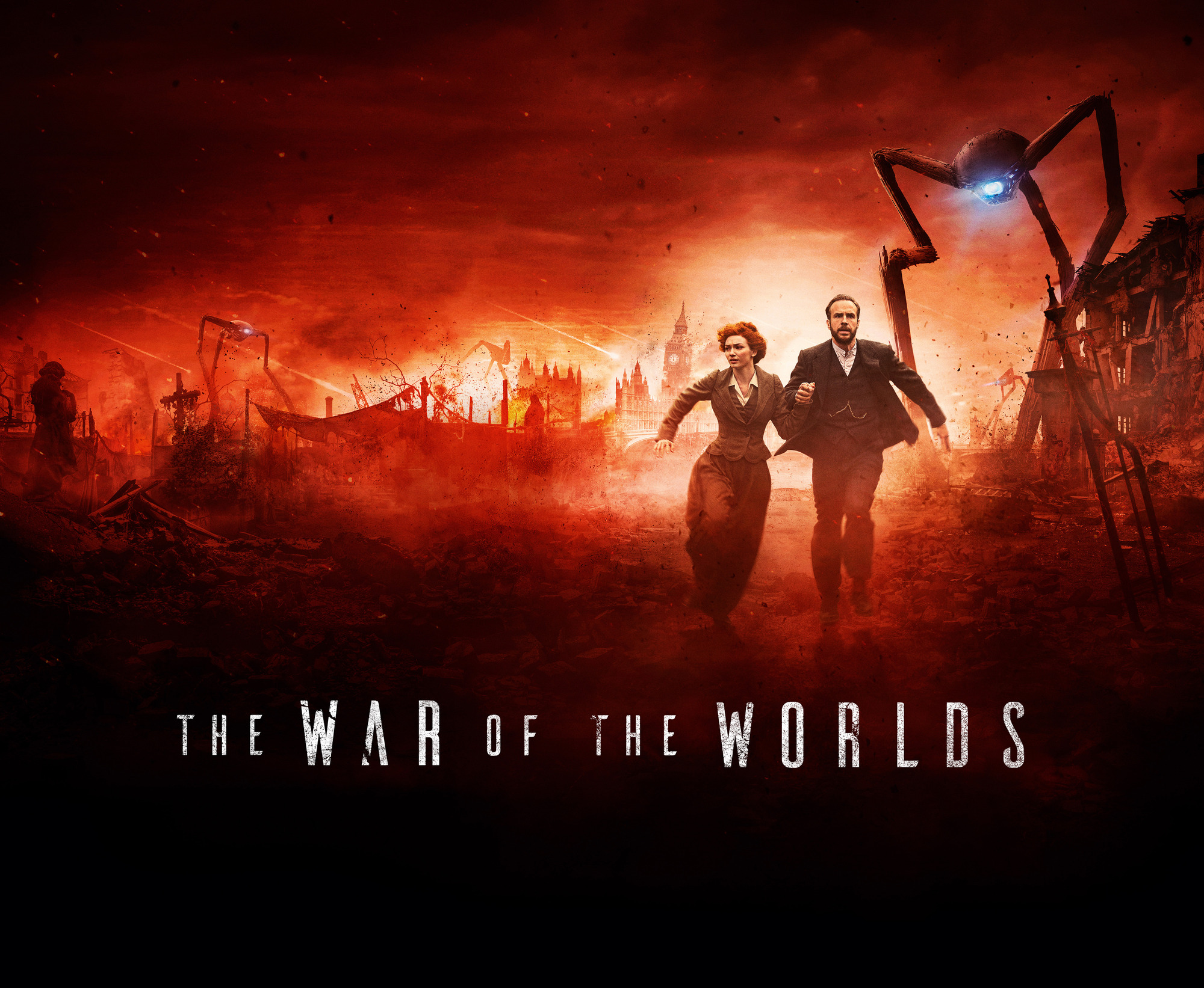 Ten Reasons Why You Should Not Buy the New War of the Worlds DVD