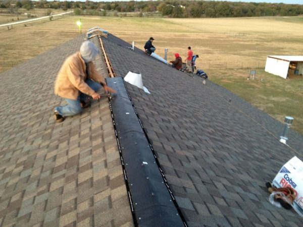 Are You Thinking About Installing a Roof?