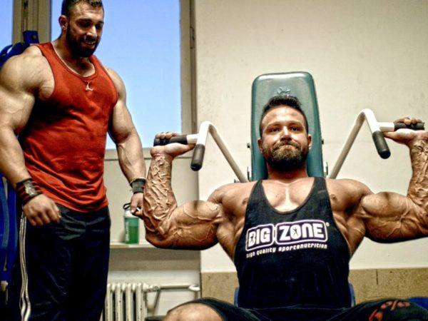 Muscle Building Tips: The Hardgainer