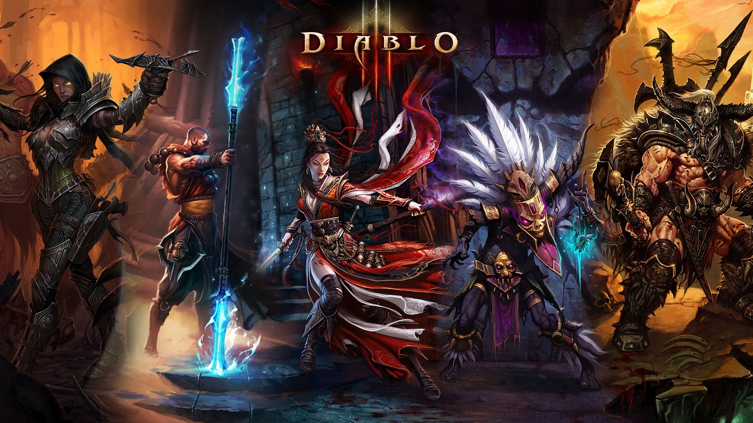 Diablo 3's Patch 1.04 Brings the Paragon System