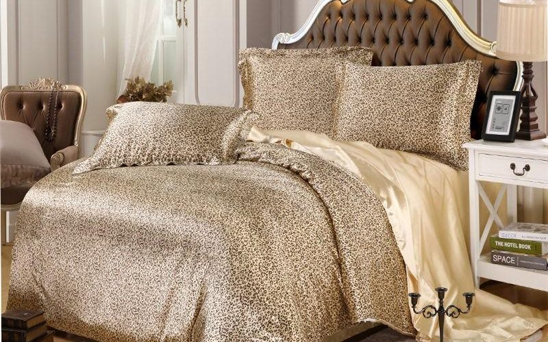 Complete Your Beds With Finest Quality Of Silk Bed Sheet Sets